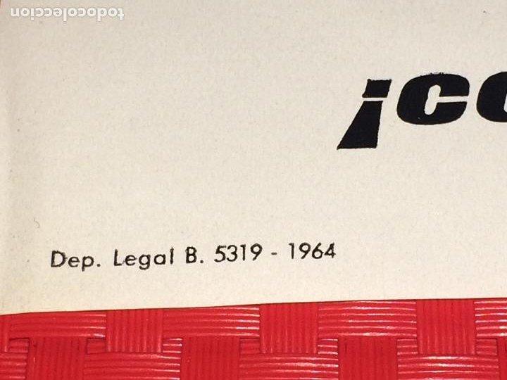 Coches y Motocicletas: BOCINAS MIXO - HOJA PUBLICITARIA - AÑO 1964 - Distribuidor en MURCIA; VDA. DE LUIS MEDINA RAEL - Foto 5 - 197136691