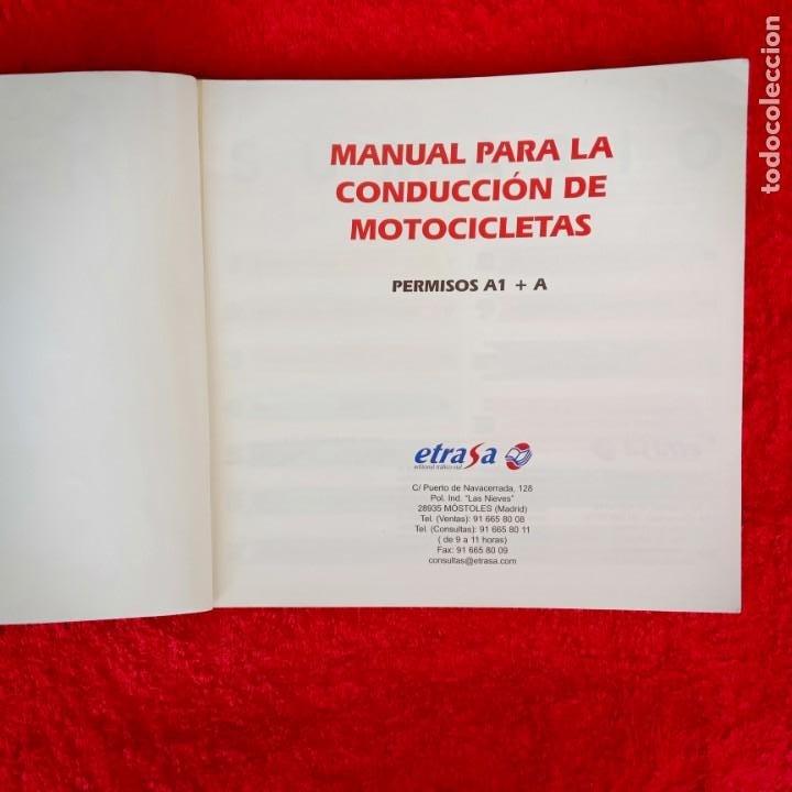 Coches y Motocicletas: Motocicletas manual de conducción - Foto 2 - 197647310