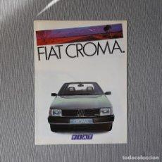 Coches y Motocicletas: FIAT CROMA TRÍPTICO. Lote 197774760