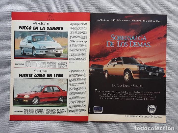 Coches y Motocicletas: SALÓN DEL AUTOMÓVIL DE BARCELONA. LAS 16 ESTRELLAS. - Foto 7 - 197776132