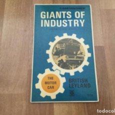 Automobili e Motociclette: BRITISH LEYLAND GIANTS OF INDUSTRY MOTOR CAR . Lote 198298388