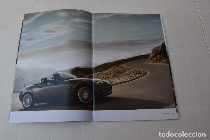 Coches y Motocicletas: 2005 CATÁLOGO MAZDA MX5 - Foto 3 - 198319568