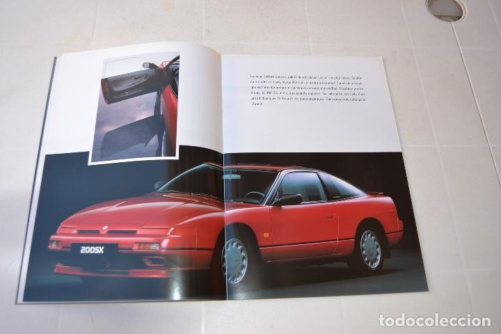 Coches y Motocicletas: CATÁLOGO NISSAN 200 ZX - Foto 4 - 198319756