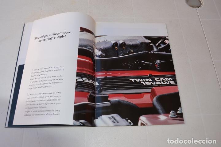 Coches y Motocicletas: CATÁLOGO NISSAN 200 ZX - Foto 5 - 198319756