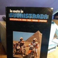 Coches y Motocicletas: ENCICLOPEDIA DE LA MOTO SOLO 2 TOMOS. Lote 198371083