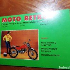 Coches y Motocicletas: LIBROS DE MOTO RETRO. Lote 198584812