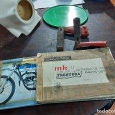 Coches y Motocicletas: BULTACO FRONTERA MK 11. Lote 198668547