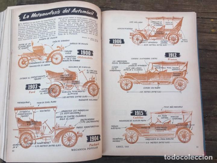 Coches y Motocicletas: Mecánica popular 1955( Enero-junio) - Foto 4 - 198882623
