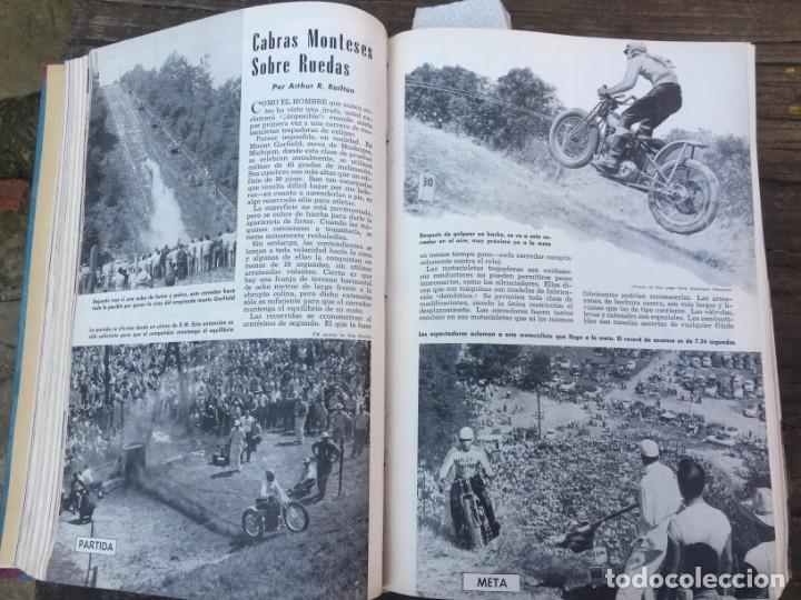 Coches y Motocicletas: Mecánica popular 1955( Enero-junio) - Foto 5 - 198882623