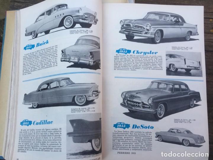 Coches y Motocicletas: Mecánica popular 1955( Enero-junio) - Foto 2 - 198882623