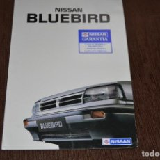 Carros e motociclos: 1989 CATÁLOGO NISSAN BLUEBIRD. Lote 198916813