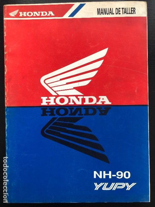 Manual De Taller Original Honda Fabrica Modelo Sold Through Direct Sale 199488387