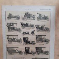 Coches y Motocicletas: COCHES-AUTOMÓVILES ANTIGUOS/HISTORIA DEL AUTOMÓVIL . Lote 199872887