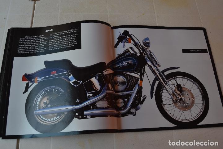 Coches y Motocicletas: 1991 CATÁLOGO HARLEY DAVIDSON TODOS LOS MODELOS RARO - Foto 11 - 287947288