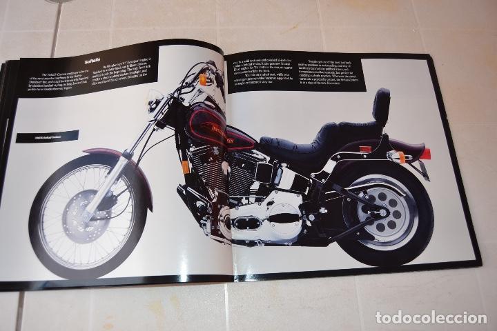 Coches y Motocicletas: 1991 CATÁLOGO HARLEY DAVIDSON TODOS LOS MODELOS RARO - Foto 12 - 287947288