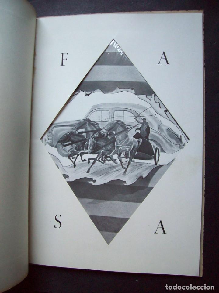 PRIMERA MEMORIA FABRICACION AUTOMOVILES S.A. FASA VALLADOLID. 1953 (Coches y Motocicletas Antiguas y Clásicas - Catálogos, Publicidad y Libros de mecánica)