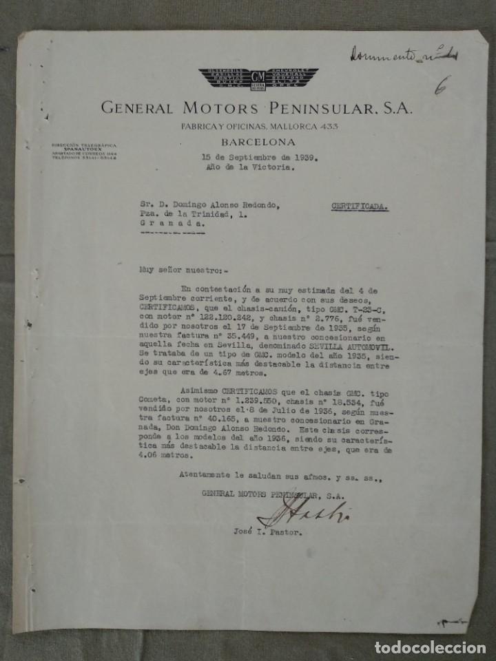 Coches y Motocicletas: folleto publicidad camion gmc general motors - Foto 2 - 202593500