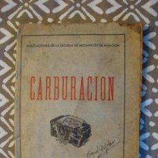 Coches y Motocicletas: CARBURACION. Lote 202671262