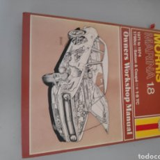 Coches y Motocicletas: LIBRO COCHE MORRIS MARINA 1.8. Lote 204124785
