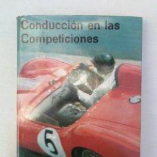 Coches y Motocicletas: CONDUCCIÓN EN LAS COMPETICIONES - PAUL FRERE- ED. BLUME - 140 PAGINAS - CON SUS CUBIERTAS ORIGINALES. Lote 204266931