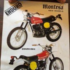 Coches y Motocicletas: MONTESA ENDURO. Lote 204420043