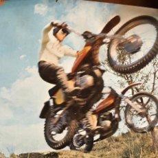 Coches y Motocicletas: MONTESA ENDURO, ORIGINAL Y RARO. Lote 204442208