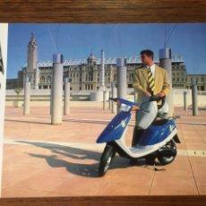 Automobili e Motociclette: FOLLETO MOTO YAMAHA JOG BIG JOG (BROCHURE MOTORCYCLE) ... Lote 205136005