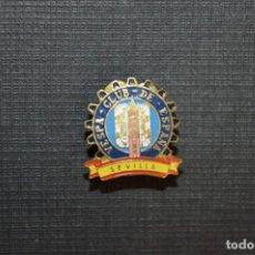 Coches y Motocicletas: VINTAGE - VESPA * CLUB DE ESPAÑA / SEVILLA - PIN / PINS / INSIGNIA MUY DIFÍCIL ¡MIRA FOTOS/DETALLES!. Lote 207481956