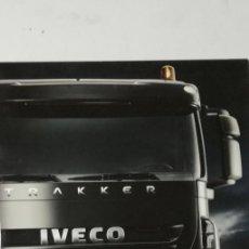 Coches y Motocicletas: CATALOGO CAMION IVECO PEGASO TRAKKER (ZCETA). Lote 208653503