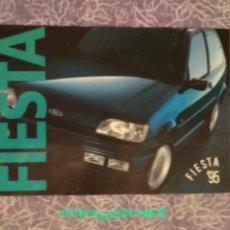 Coches y Motocicletas: CATALOGO PUBLICITARIO FORD FIESTA 1995. Lote 208766406