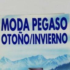 Coches y Motocicletas: CATÁLOGO CAMIÓN PEGASO MODA OTOÑO INVIERNO (ZCETA). Lote 208910942