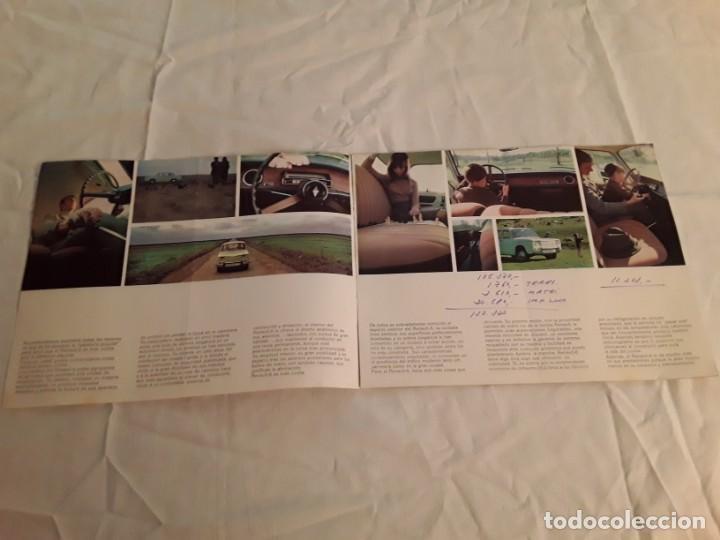 Coches y Motocicletas: RENAULT 8 ES MÁS COCHE - Foto 3 - 210035425