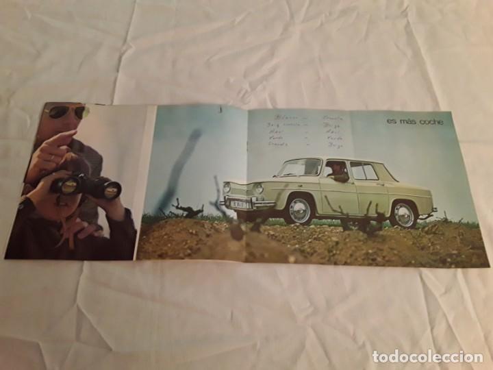 Coches y Motocicletas: RENAULT 8 ES MÁS COCHE - Foto 4 - 210035425