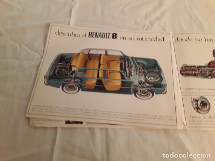 Coches y Motocicletas: RENAULT 8 - Foto 6 - 210036886