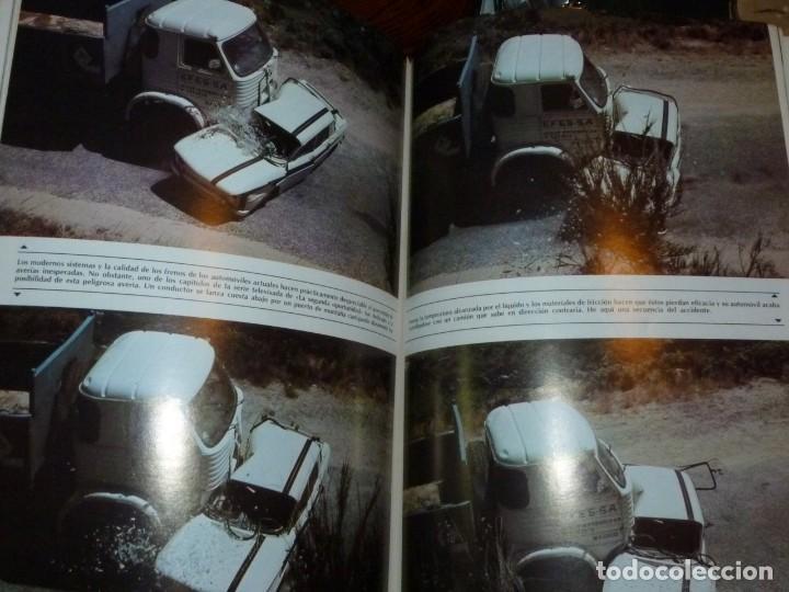 Coches y Motocicletas: BUSCADO LIBRO PACO COSTAS DEDICADO LA SEGUNDA OPORTUNIDAD AUTOGRAFO RTVE 1978 SEAT CITROEN RENAULT - Foto 7 - 210151942