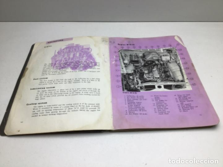 Coches y Motocicletas: CATALOGO VOLVO 121/122 - LIBRO DE INSTRUCCIONES EN INGLES - Foto 4 - 210438790