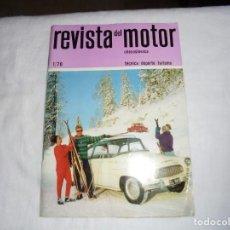 Coches y Motocicletas: REVISTA DEL MOTOR CHECOSLOVACA.1 DE 1970.SKODA 1202-1203-MB-OCTAVIA COMBI. Lote 210481826