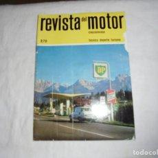 Coches y Motocicletas: REVISTA DEL MOTOR CHECOSLOVACA.3 DE 1970.SPEEDWAY 1969.EL RALLYE FIM PRAGA 1970. Lote 210482180