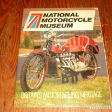 Coches y Motocicletas: NATIONAL MOTORCYCLE MUSEUM - BRITAIN'S MOTORCICLING HERITAGE. Lote 211593739