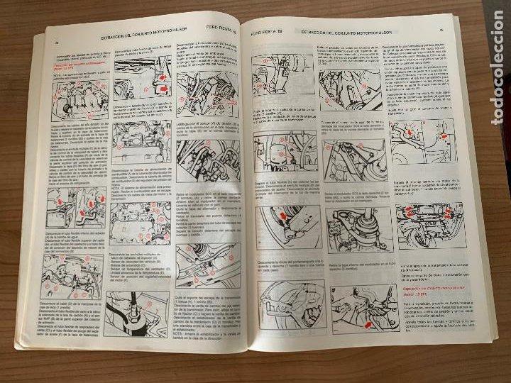 Coches y Motocicletas: FORD FIESTA MANUAL DE TALLER GUIA DE TASACIONES - Foto 4 - 213362878