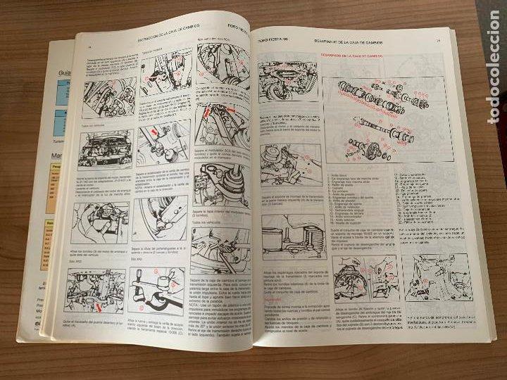 Coches y Motocicletas: FORD FIESTA MANUAL DE TALLER GUIA DE TASACIONES - Foto 5 - 213362878