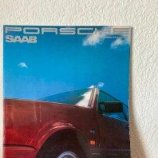 Coches y Motocicletas: PORSCHE SAAB REVISTA NUM 4 DE NOVIEMBRE-DICIEMBRE 1988. Lote 213363273
