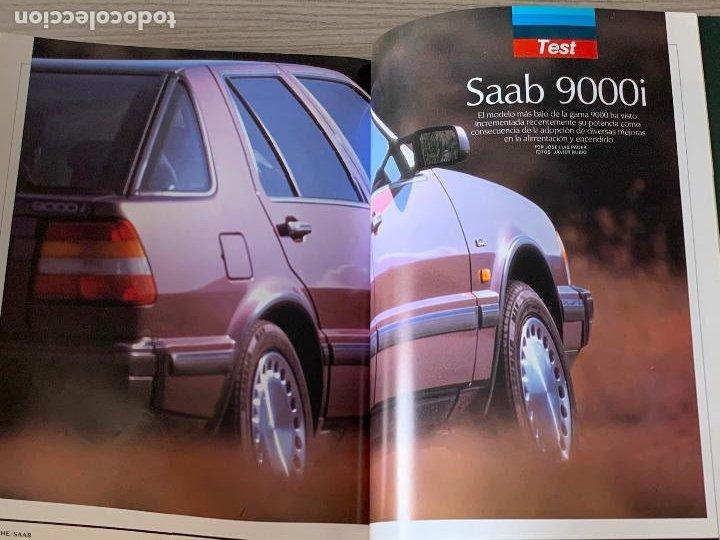 Coches y Motocicletas: PORSCHE SAAB REVISTA NUM 5 ENERO FEBRERO 1989 - Foto 4 - 213363608