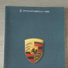 Coches y Motocicletas: PORSCHE CATALOGO GENERAL PORSCHE 944 928S 911 CARRERA TARGA. Lote 213428088