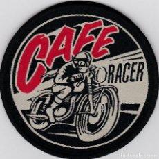 Carros e motociclos: PARCHE CAFE RACER - HARLEY KUSTOM KULTURE BIKER ROCKERS ROCKABILLY. Lote 213896911