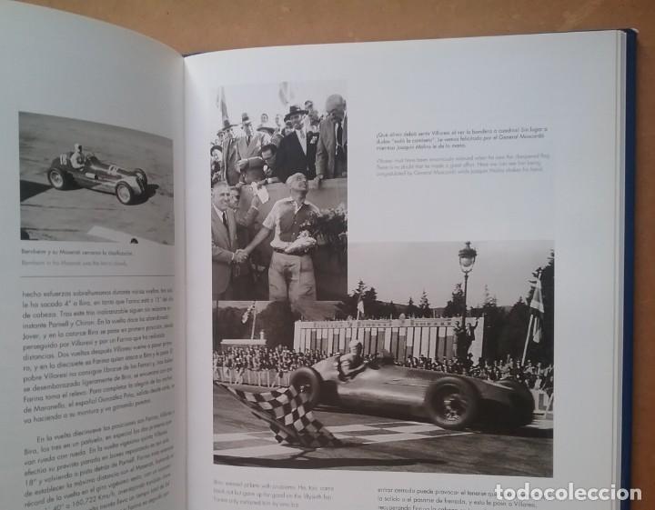 Coches y Motocicletas: PEÑA RHIN AUTOMOVILISMO LIBRO GRANDES PREMIOS INTERNACIONALES PENYA RHIN - Foto 4 - 214800937