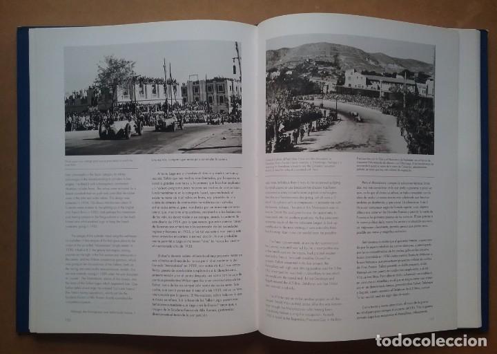 Coches y Motocicletas: PEÑA RHIN AUTOMOVILISMO LIBRO GRANDES PREMIOS INTERNACIONALES PENYA RHIN - Foto 5 - 214800937