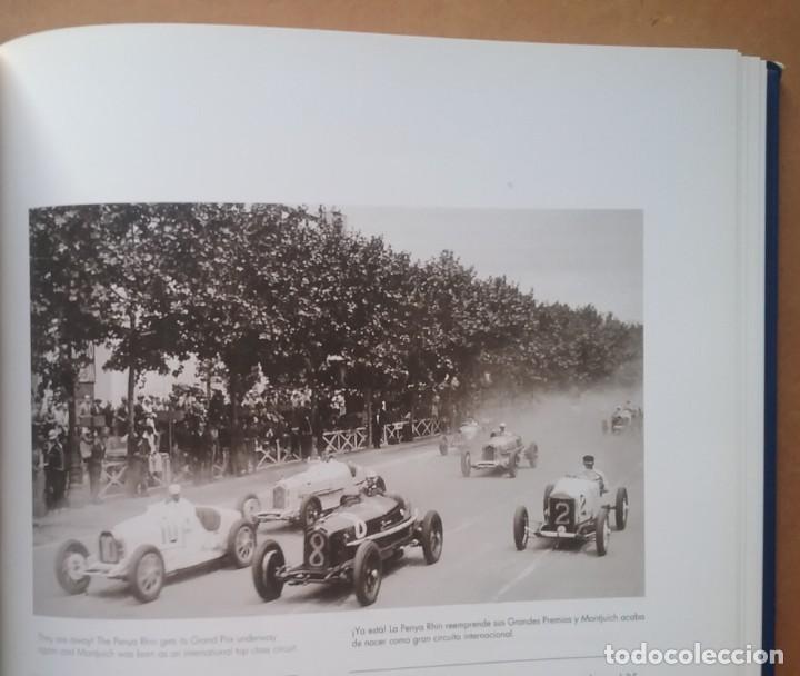 Coches y Motocicletas: PEÑA RHIN AUTOMOVILISMO LIBRO GRANDES PREMIOS INTERNACIONALES PENYA RHIN - Foto 6 - 214800937