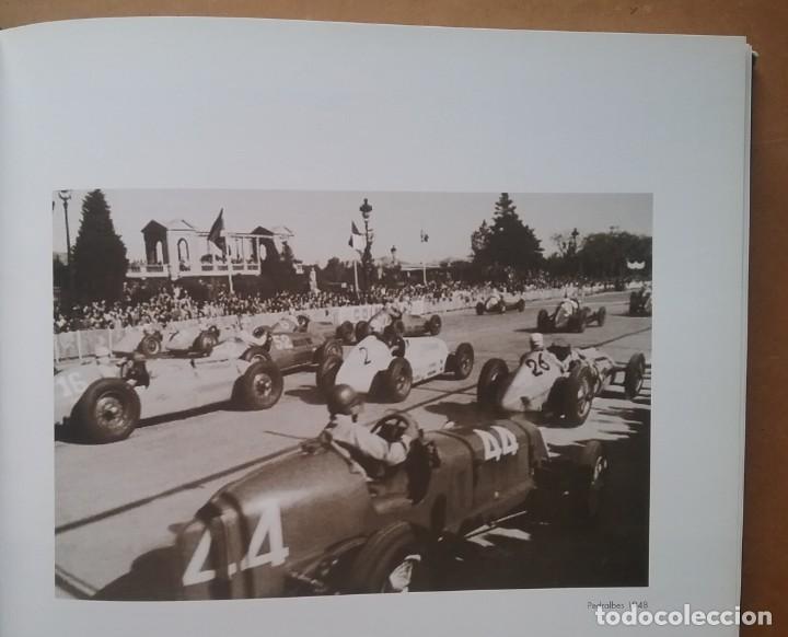 Coches y Motocicletas: PEÑA RHIN AUTOMOVILISMO LIBRO GRANDES PREMIOS INTERNACIONALES PENYA RHIN - Foto 7 - 214800937
