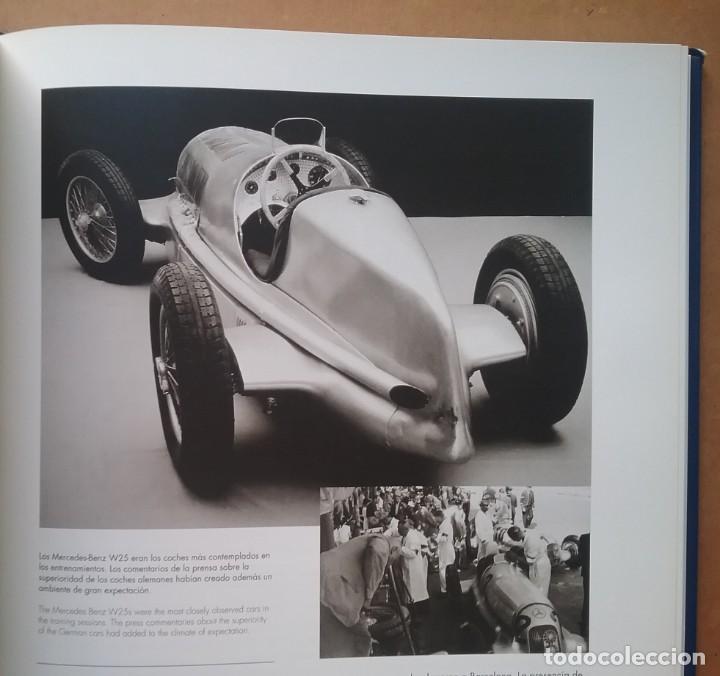 Coches y Motocicletas: PEÑA RHIN AUTOMOVILISMO LIBRO GRANDES PREMIOS INTERNACIONALES PENYA RHIN - Foto 8 - 214800937